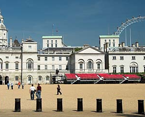 Londyn. Horse Guards