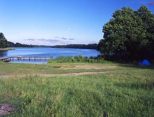 Jezioro Ruda Woda