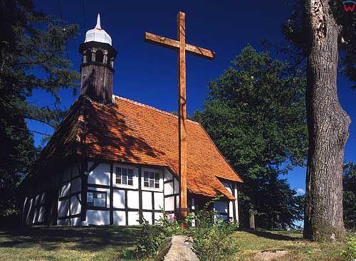 Kościół w Objazda