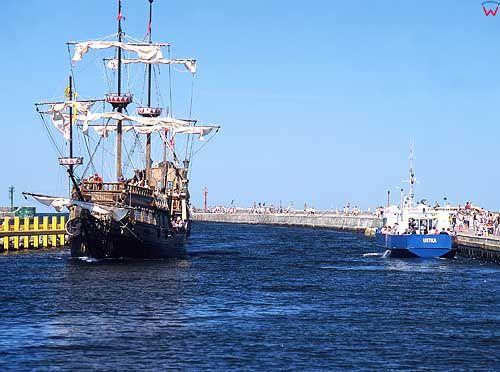 Port w Międzyzdrojach