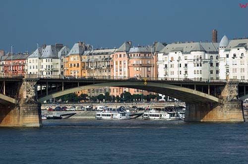 Budapeszt, most Małgorzaty