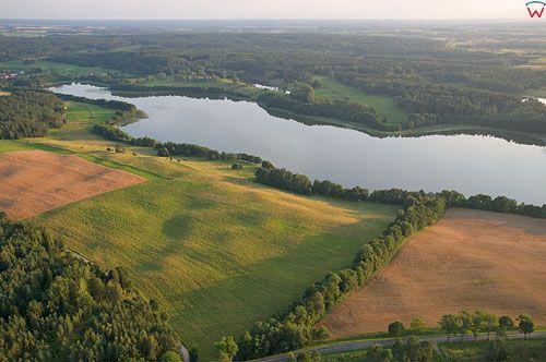 LOTNICZE, Warm-Maz. Jezioro Wierzbowskie.