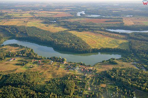 Lotnicze, Polska, warm-maz. Jezioro Luteckie.