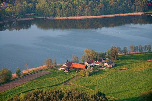 LOTNICZE, PL, wrm-maz. Jezioro Orzyc.