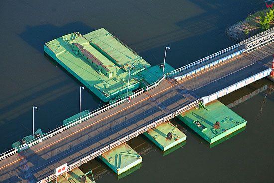 Lotnicze, Pl, Pomorskie. Most na Martwej Wisle.