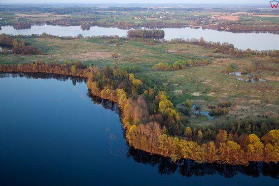 Lotnicze, PL, warm-maz. Jezioro Dadaj.