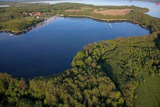 Lotnicze, Pl, warm-maz. Jezioro Sztynorckie.