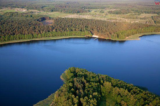 Lotnicze, EU, PL, Warm-Maz. Jezioro Walpusz.
