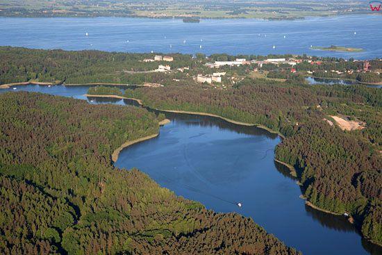 Lotnicze, EU, PL, Warm-Maz. Jezioro Tajty i Niegocin.