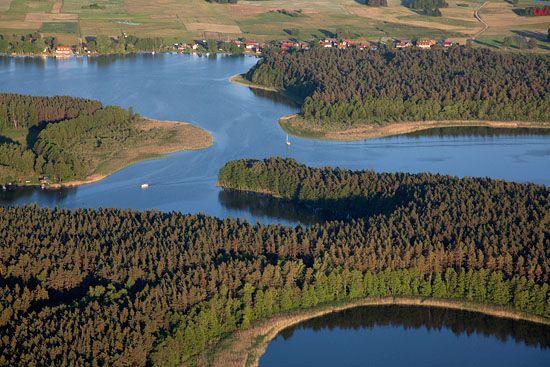 Lotnicze, EU, PL, Warm-Maz. Jezioro Jagodne.
