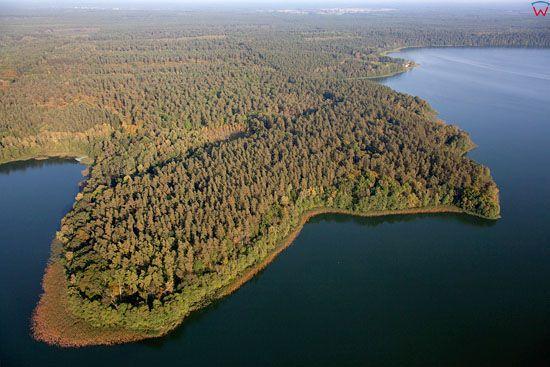 Lotnicze, EU, Pl, Warm-Maz. Jezioro Lanskie.