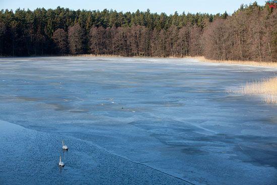 EU, PL, warm-maz. Jezioro Jagodne.