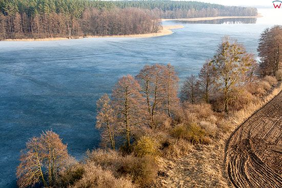 Jezioro Taltowisko. EU, Pl, Warm-Maz.