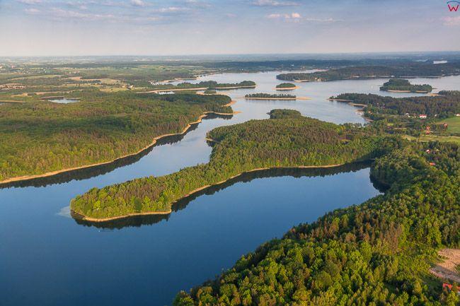 Jezioro Narie, EU, PL, Warm-Maz. Lotnicze