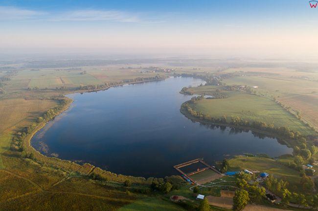 Jezioro Wielochowskie, 30.08.2019. Fot. Wojciech wojcik/FORUM