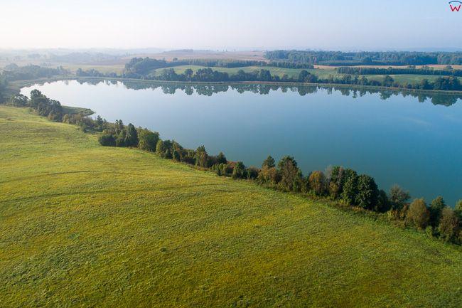 Jezioro Klebowo/Symsar, 30.08.2019. Fot. Wojciech Wojcik/FORUM