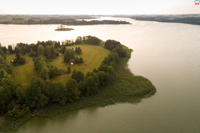 Jezioro Blanki, 30.08.2019. Fot. Wojciech wojcik/FORUM