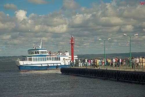Port w Krynicy Morskiej