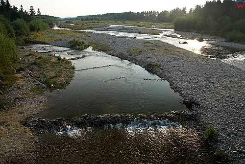 Rzeka Bialka.