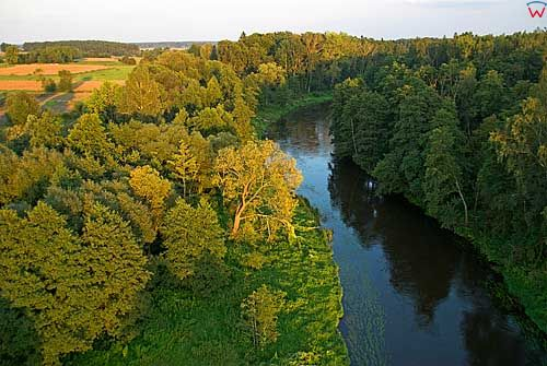 LOTNICZE. Rzeka Lyna.