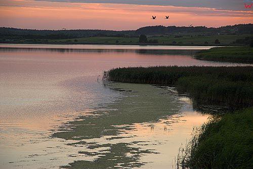 LOTNICZE, Warm-Maz. Jezioro Blanki.