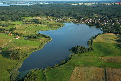 LOTNICZE, warm-maz. Jezioro Wipsowo.