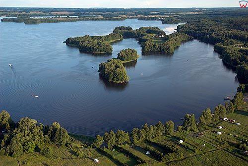LOTNICZE, warm-maz. Jezioro Dadaj.