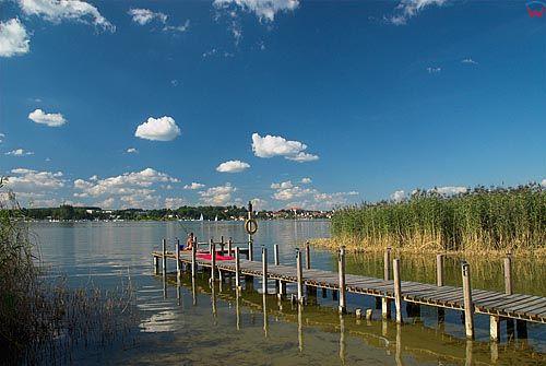 Warm-Maz. Jezioro Rynskie.