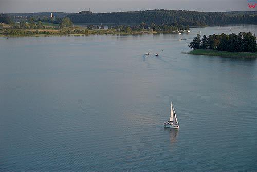 LOTNICZE. Warm-Maz. Jezioro Talty.