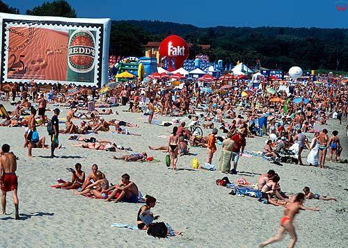 Sopot, plaża