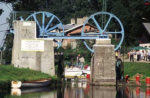 Kanał Ostródzko-Elbląski, pochylnia Buczyniec