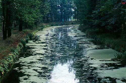 Kanał Notecki, kujawsko-pom