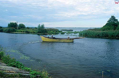 Rybacy na Pasłęce, warm-maz