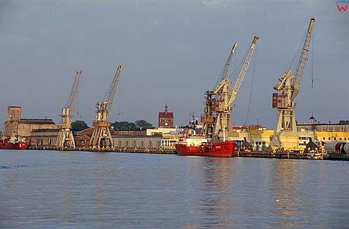 Gdańsk, port
