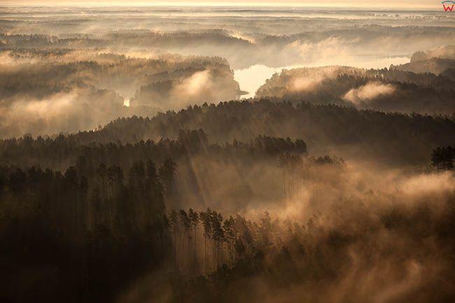 Wdecki Park Krajobrazowy. EU, PL, Kujawsko-Pomorskie.