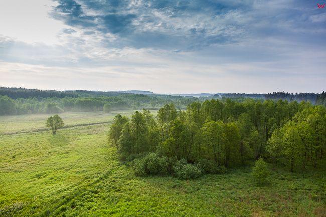 Brodnicki Park Krajobrazowy, 26.05.2016. EU, PL, Kuj-Pom. Lotnicze.