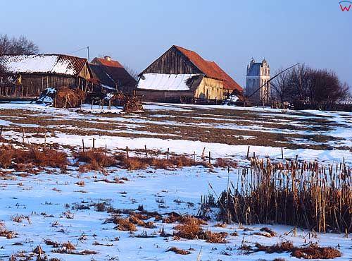 Wieś Babiak gm. Lidzbark Warmiński