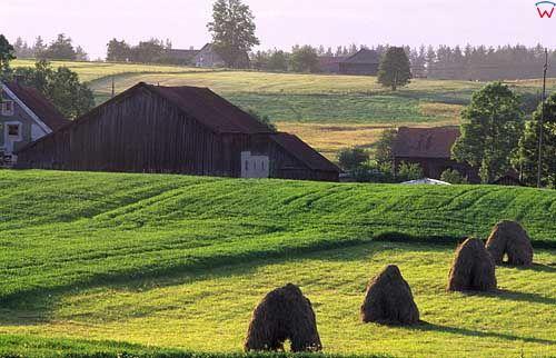 Wieś Runowo, warm-maz