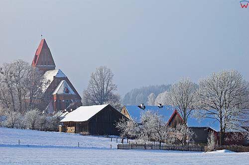 Wieś Kochanówka, warm-maz