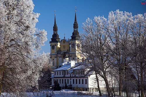 Święta Lipka, klasztor