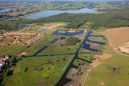 LOTNICZE, Pojezierze Mazurskie (Elckie). Okolica Elku.