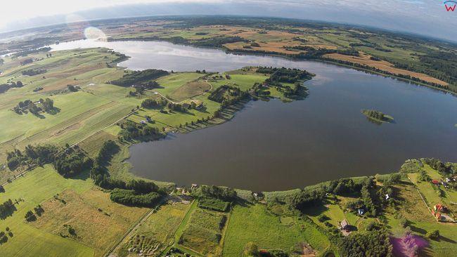 Jezioro Blanki 15.08.2017.