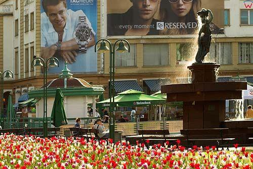 _W060694 ulica Bohater贸w Monte Cassino w Sopocie