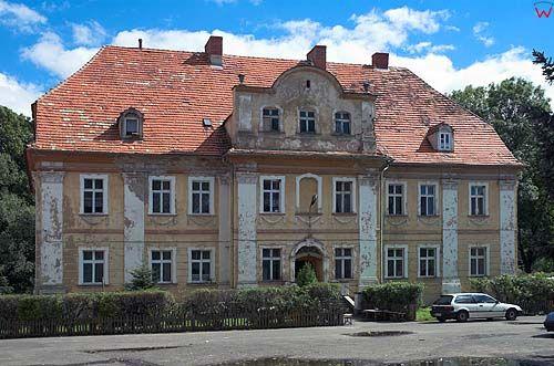 Pałac w Bolkowie, dolnośląskie