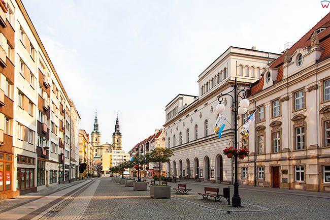 Legnica, Rynek. EU, Pl, Dolnoslaskie.
