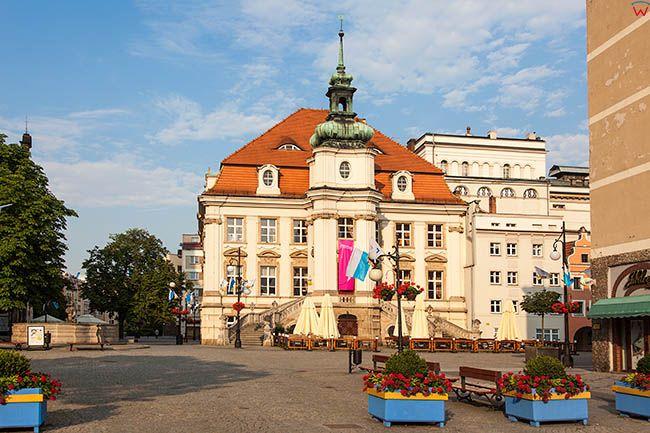 Legnica, Stary Ratusz. EU, Pl, Dolnoslaskie.