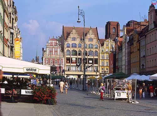 Wrocław-stare miasto