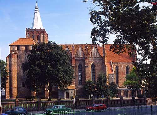 Kościół farny w Chełmnie