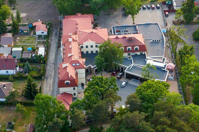 Grudziadz, Hotel Energetyk. EU, Pl, Kujaw-Pom. Lotnicze.