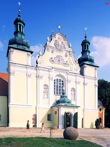 Strzelno. Kościół św. Trójcy